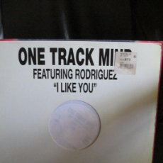 Discos de vinilo: ONE TRACK MIND (2) FEATURING RODRIGUEZ (16) ?– I LIKE YOU. Lote 214551775