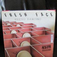Discos de vinilo: FRESH FACE ?– HUEVO DANCING. Lote 214551888