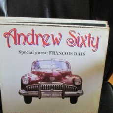Discos de vinilo: ANDREW SIXTY ?– (I'VE HAD) THE TIME OF MY LIFE. Lote 214552801