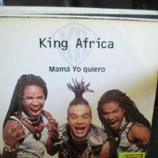 Discos de vinilo: KING AFRICA ?– MAMA YO QUIERO. Lote 214552870