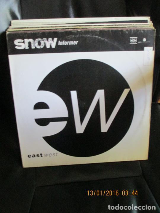 SNOW (2) ?– INFORMER (Música - Discos de Vinilo - Maxi Singles - Rap / Hip Hop)