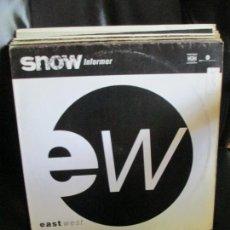 Discos de vinilo: SNOW (2) ?– INFORMER. Lote 214553475