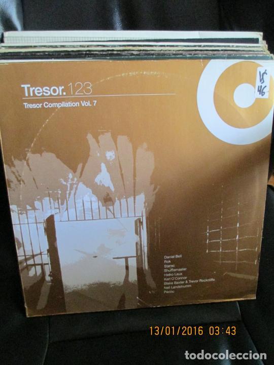 TRESOR COMPILATION VOL. 7 (Música - Discos - LP Vinilo - Techno, Trance y House)