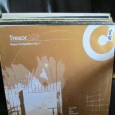 Discos de vinilo: TRESOR COMPILATION VOL. 7. Lote 214554712
