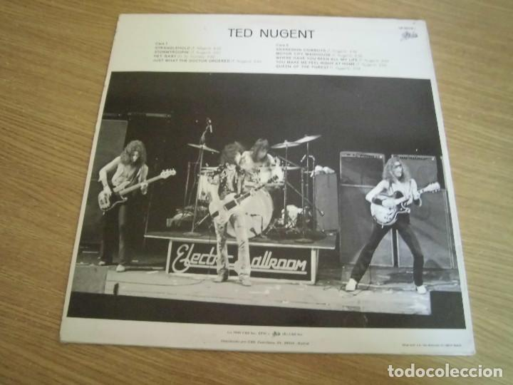 Discos de vinilo: Ted Nugent- Ted Nugent - Foto 2 - 214555971
