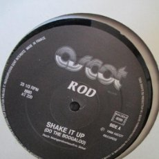 Discos de vinilo: ROD ?– SHAKE IT UP (DO TE BOOGALOO). Lote 214557365