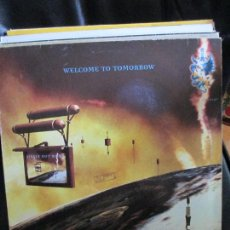 Discos de vinilo: SNAP! FEAT. SUMMER ?– WELCOME TO TOMORRO. Lote 214560070