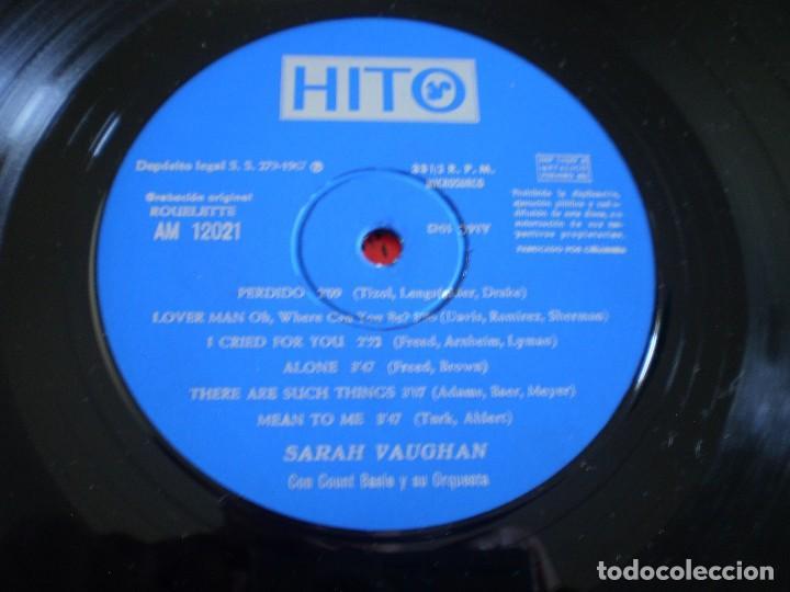 Discos de vinilo: LP. COUNT BASIE SARAH VAUGHAN. AÑO 1967. BUENA CONSERVACION - Foto 2 - 214560950