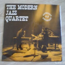 Discos de vinilo: LP. THE MODERN JAZZ QUARTET. ANTHOLOGY. AÑO 1967. Lote 214563490