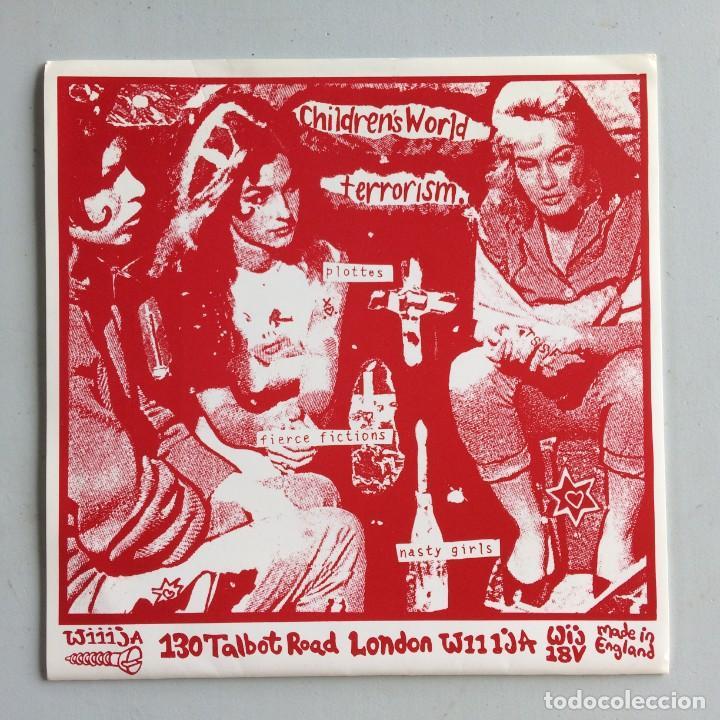 Discos de vinilo: Huggy Bear – Kiss Curl For The Kids Lib Guerrillas UK 1992 WIIIJA RECORDS - Foto 2 - 214525958