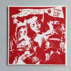 Discos de vinilo: HUGGY BEAR – KISS CURL FOR THE KID'S LIB GUERRILLAS UK 1992 WIIIJA RECORDS. Lote 214525958