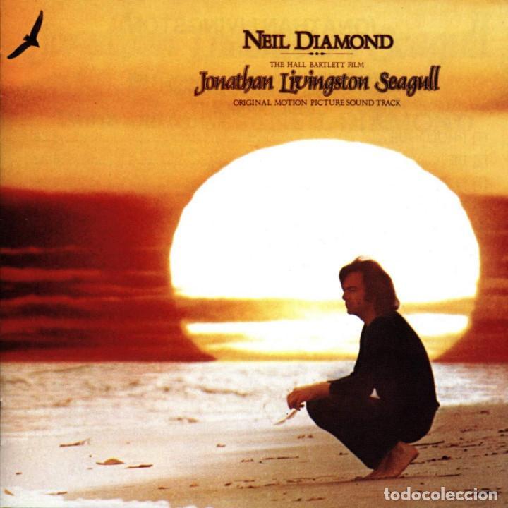 JONATHAN LIVINGSTON SEAGULL OST - NEIL DIAMOND (LP, 1973) (Música - Discos - LP Vinilo - Otros estilos)