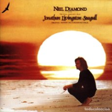 Discos de vinilo: JONATHAN LIVINGSTON SEAGULL OST - NEIL DIAMOND (LP, 1973). Lote 214568567