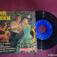 Discos de vinilo: SINGLE , PEPE MARCHENA , BELTER, VER FOTOS. Lote 214570703