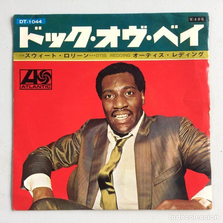 OTIS REDDING – THE DOCK OF THE BAY / SWEET LORENE JAPAN 1968 ATLANTIC (Música - Discos - Singles Vinilo - Funk, Soul y Black Music)