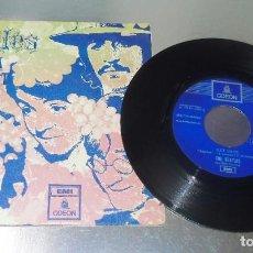 Discos de vinilo: THE BEATLES-- GET BACK & DON´T LET ME DOWN ---- 1ª EDICION AÑO 1969 ---NEAR MIN ( NM OR M- ). Lote 179110251