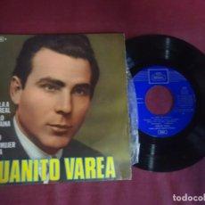 Discos de vinilo: SINGLE , JUANITO VAREA, VER FOTOS. Lote 214570976