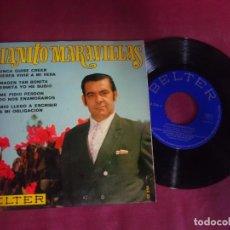Discos de vinilo: SINGLE , JUANITO MARAVILLAS , VER FOTOS. Lote 214572368