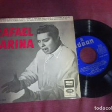 Discos de vinilo: SINGLE , RAFAEL FARINA . ODEON , VER FOTOS. Lote 214572651