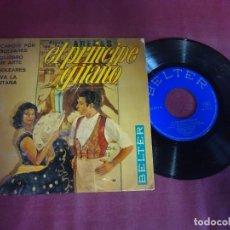 Discos de vinilo: SINGLE , VINILO - EL PRÍNCIPE GITANO , BELTER , VER FOTOS. Lote 214573645