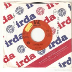 "Discos de vinilo: HOT ICE 7"" USA IMPORTACION 45 DANCING FREE 1976 SINGLE VINILO FUNK SOUL DISCO RAGE RECORDS IRDA RARO. Lote 214576690"