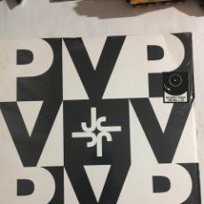 Discos de vinilo: PVP-HERMANOS DE PIEL-2016-LP 180 GR+CD- NUEVO-PUNK. Lote 213422858