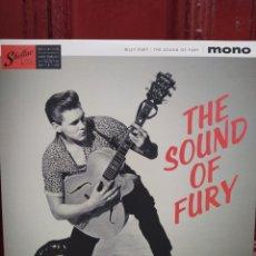 Discos de vinilo: THE SOUND OF FURY. LP VINILO NUEVO. BILLY FURY.. Lote 214604970