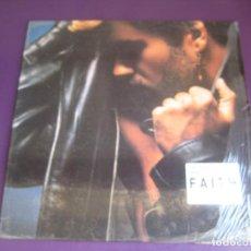 Disques de vinyle: GEORGE MICHAEL – FAITH LP EPIC 1987 - LEGENDARIO DEBUT DIRIA Q SIN ESTRENAR - DISCO POP 80'S - WHAM. Lote 214619267