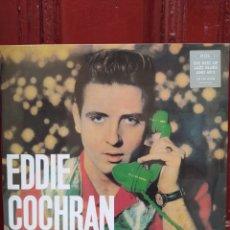 Discos de vinilo: EDDIE COCHRAN. LP VINILO PRECINTADO.. Lote 214621148