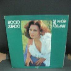 Discos de vinilo: ROCIO JURADO. DE AHORA EN ADELANTE. LP RCA PL. 35194. MAYO 1978.. Lote 214621468