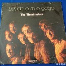 Discos de vinilo: THE MATCHMAKERS - BUBBLE GUM A GOGO - LP BELTER 1970 // BUBBLEGUM POP MARK WIRTZ. Lote 214632251