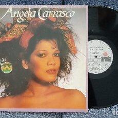 Discos de vinilo: ANGELA CARRASCO - DAMA DEL CARIBE. EDITADO POR ARIOLA. AÑO 1.985. Lote 214638983