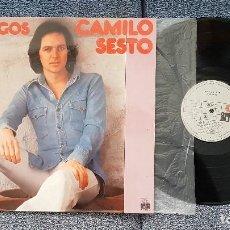 Discos de vinilo: CAMILO SESTO - RASGOS. EDITADO POR ARIOLA. AÑO 1.977. DOBLE CARÁTULA.. Lote 214639063
