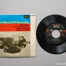 Disques de vinyle: 0820-GARNET MIMMS & THE ENCHANTERS LLORA PEQUEÑA VIN 7 SINGLE ES 63 P VG + DIS NM. Lote 214639542