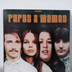 Discos de vinilo: MAMAS & PAPAS. Lote 214649433