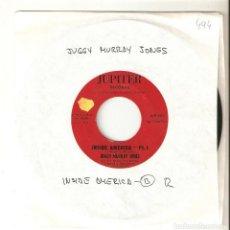"Discos de vinilo: JUGGY MURRAY JONES 7"" USA IMPORTACION 45 INSIDE AMERICA 1976 SINGLE VINILO FUNK SOUL DISCO JUPITER. Lote 214662890"