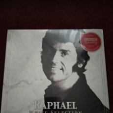 Discos de vinilo: RAPHAEL WHITE SELECTION. Lote 214668988