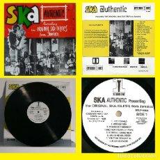 Discos de vinilo: THE ORIGINAL SKA-TALITES – SKA AUTHENTIC 1967, RARE / STUDIO ONE JAMAICA !! 16 TEMAS, COLLECTORS EXC. Lote 214671307