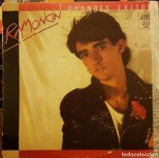 Discos de vinilo: RAMONCIN- GRASDES EXITOS. Lote 214732297
