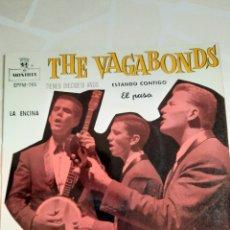 Discos de vinilo: THE VAGABONDS. TIENES DIECISÉIS AÑOS. EP.. Lote 214753281