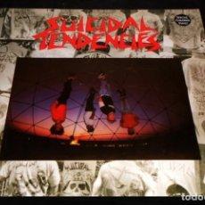 Discos de vinilo: V1244 - SUICIDAL TENDENCIES. LP VINILO. NUEVO PRECINTADO.. Lote 214756271