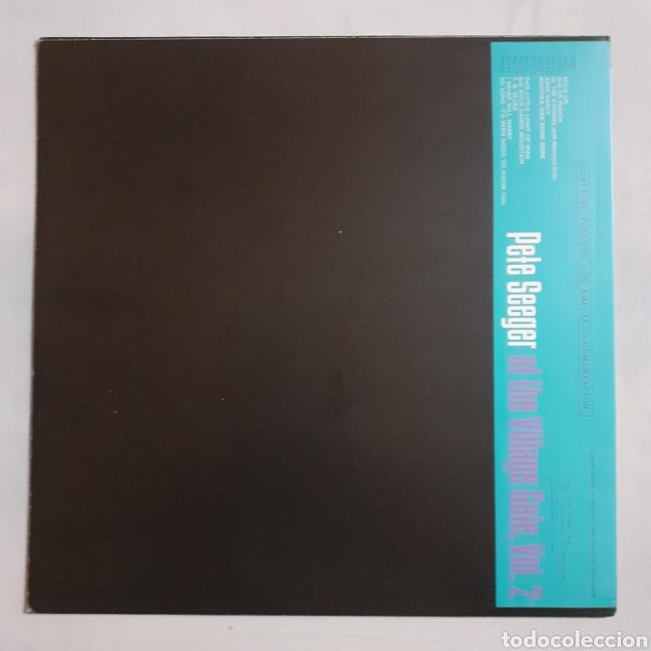 Discos de vinilo: Pete Seeger at the Village Gate. Vol. 2. FA 54.9292. España 1984. - Foto 2 - 214763120