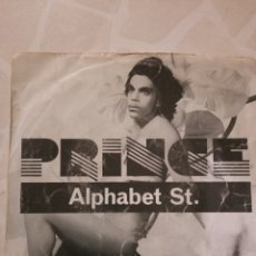 Discos de vinilo: PRINCE. ALPHABET ST. SINGLE.. Lote 214764986