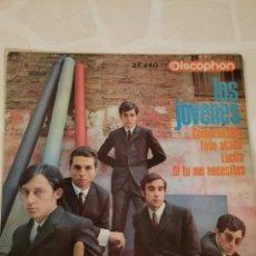 Discos de vinilo: LOS JÓVENES. COMPRENSION. EP.. Lote 214766793