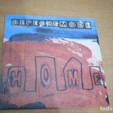 Disques de vinyle: DEPECHE MODE HOME. Lote 214768628