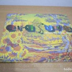 Disques de vinyle: ERASURE RUN TO THE SUN ELECTRÓNICA. Lote 214769966