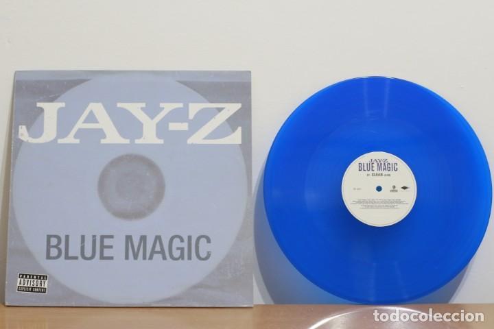 BLUE MAGIC - JAY Z - PHARRELL WILLIAMS - USA - VG+/VG++ (Música - Discos - Singles Vinilo - Rap / Hip Hop)