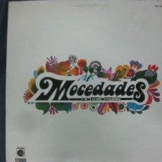 Discos de vinilo: MOCEDADES. LA OTRA ESPAÑA. LP NOVOLA NLX-1049.. Lote 214786591