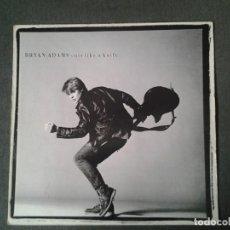 Discos de vinilo: BRIAN ADAMS -CUTS LIKE A KNIFE - AM RECORDS 1983 ED. ALEMANA 394919-1 BUENAS CONDICIONES. Lote 214807597
