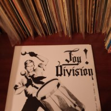 Disques de vinyle: JOY DIVISION / AN IDEAL FOR LIVING / NOT ON LABEL. Lote 214814291